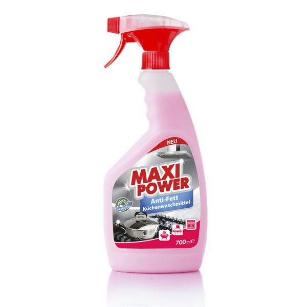 Dishwashing detergent Maxi Power Anti grease