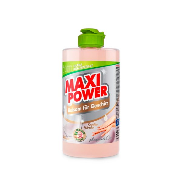 Dishwashing detergent Maxi Power Balsam