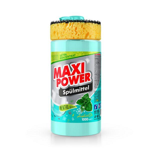 Dishwashing detergent Maxi Power Menthol