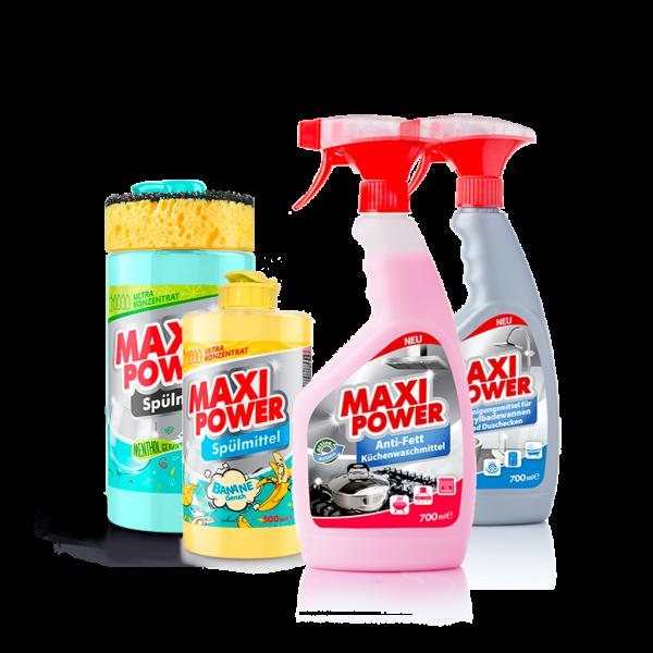 Продукція Maxipower