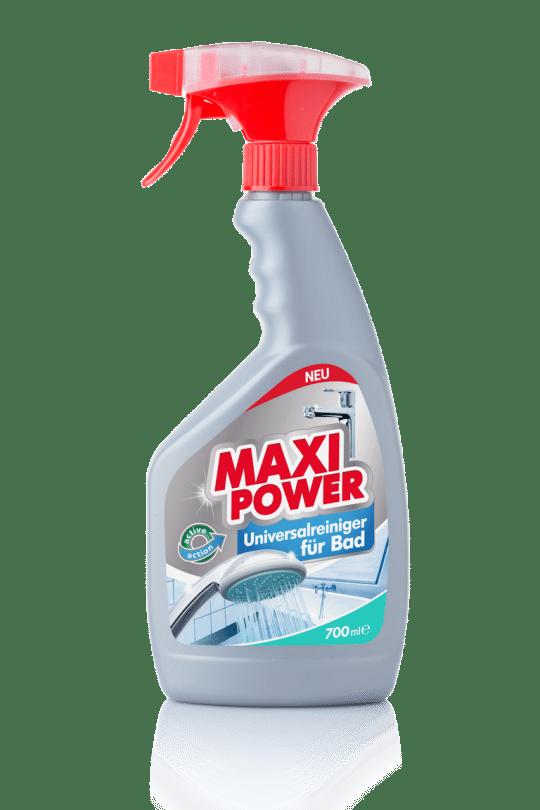 universalreiniger für bad maxi power